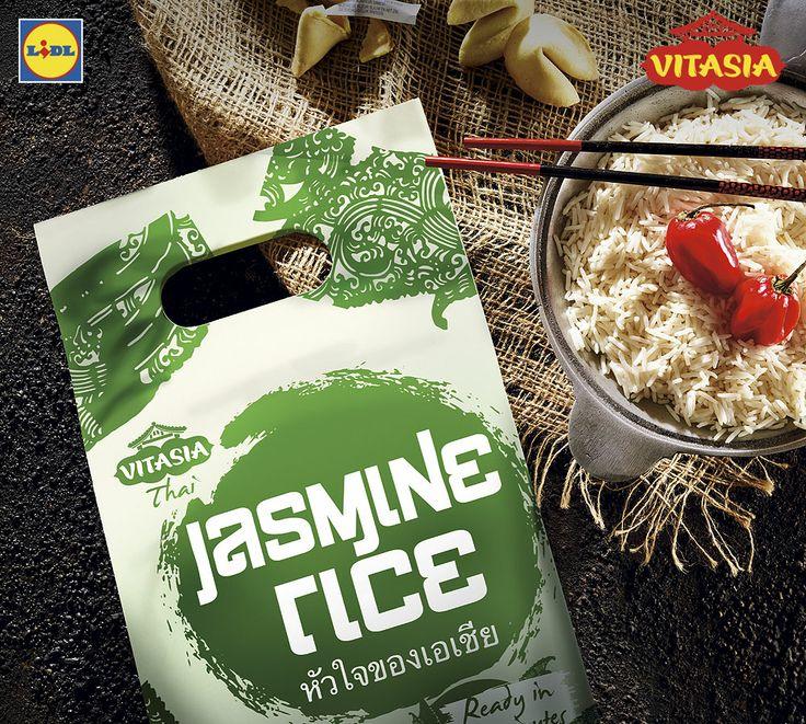 Ryż jaśminowy #lidl #ryz #vitasia #jasminowy