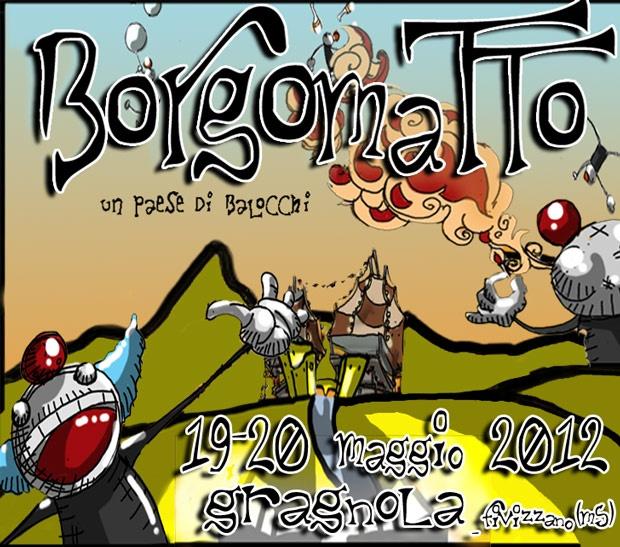 Borgomatto - Gragnola Maggio 2012