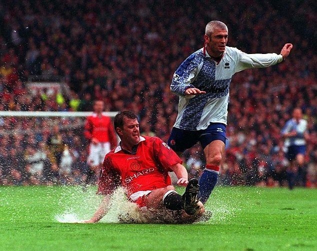 Ferguson wanted the game to be postponed while United were 3-1 down against Boro in 1997