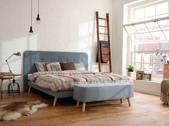 Boxspringbett Design Retro Boxspringbetten Traum Bett