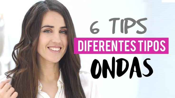 Tips para hacer diferentes ondas en el cabello
