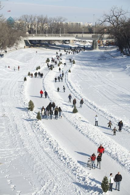 Winnipeg's French-Filled Festival du Voyageur