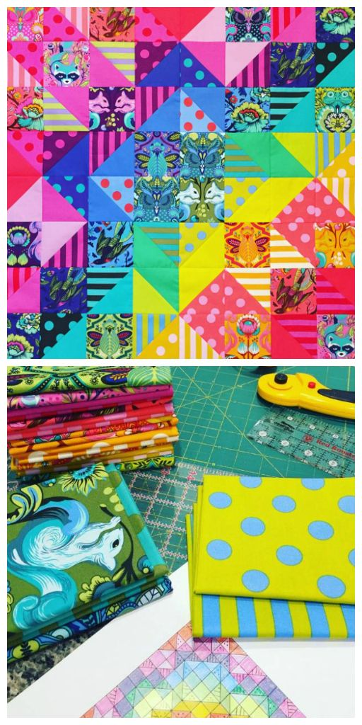 Aurora Quilt Pdf Pattern Quilting And Sewing Pinterest Quilts