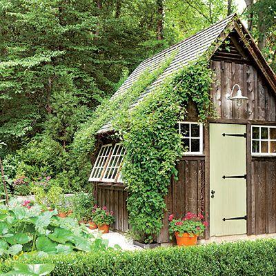 Best Cabanes Images On Pinterest Architecture Garden Sheds