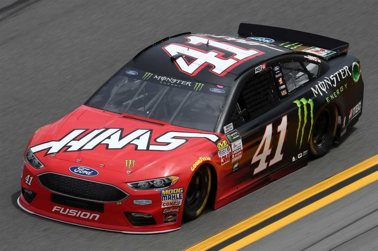 2017 Daytona 500 Kurt Busch will start eighth in the No. 41 Stewart-Haas Racing Ford. Crew Chief: Tony Gibson Spotter: Tony Raines