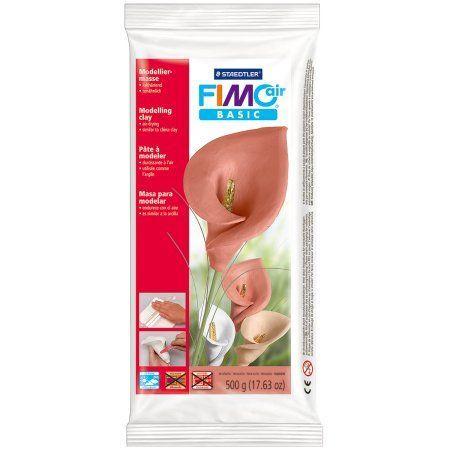 Fimo Air-Dry Clay 1.75 Ounces-Terra Cotta, Multicolor