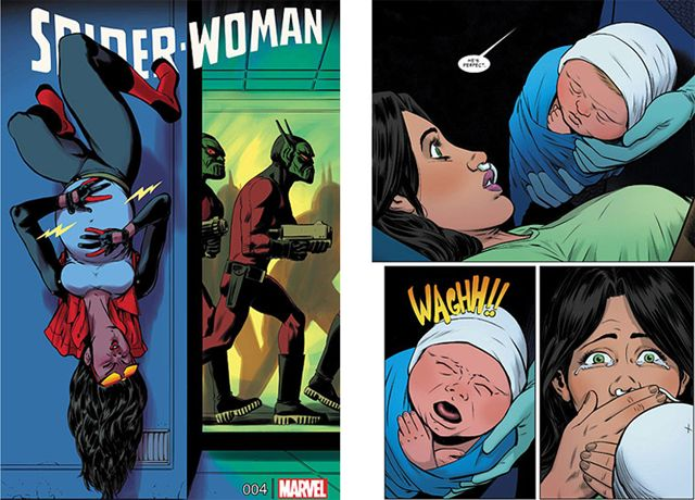 An Actual Single Mom Superhero Debuts from Marvel | The Baby Post