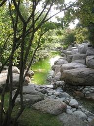 Korean Garden - I want this in my back yard! haha