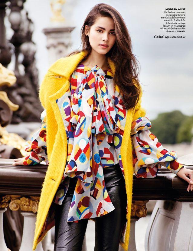 Vogue Thailand October 2014