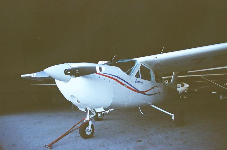 Cessna C177B at Stellenbosch Airfield