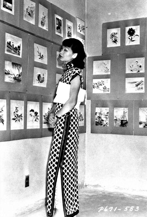 Anna May Wong, 1930's | Anna May Wong | Pinterest ...