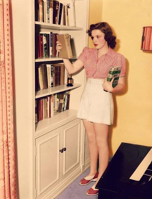 The wonderful Judy Garland (born Frances Ethel Gumm; June 10, 1922 – June 22, 1969)