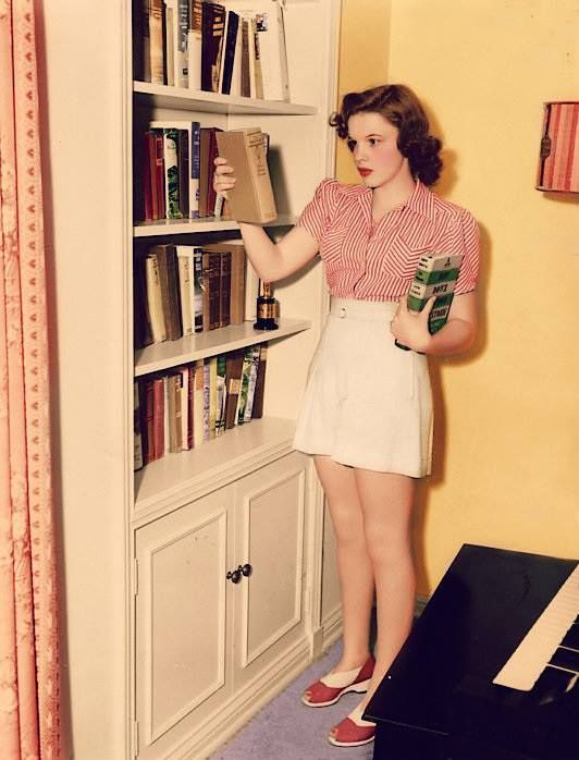 The wonderful Judy Garland (born Frances Ethel Gumm; June 10, 1922 – June 22, 1969)