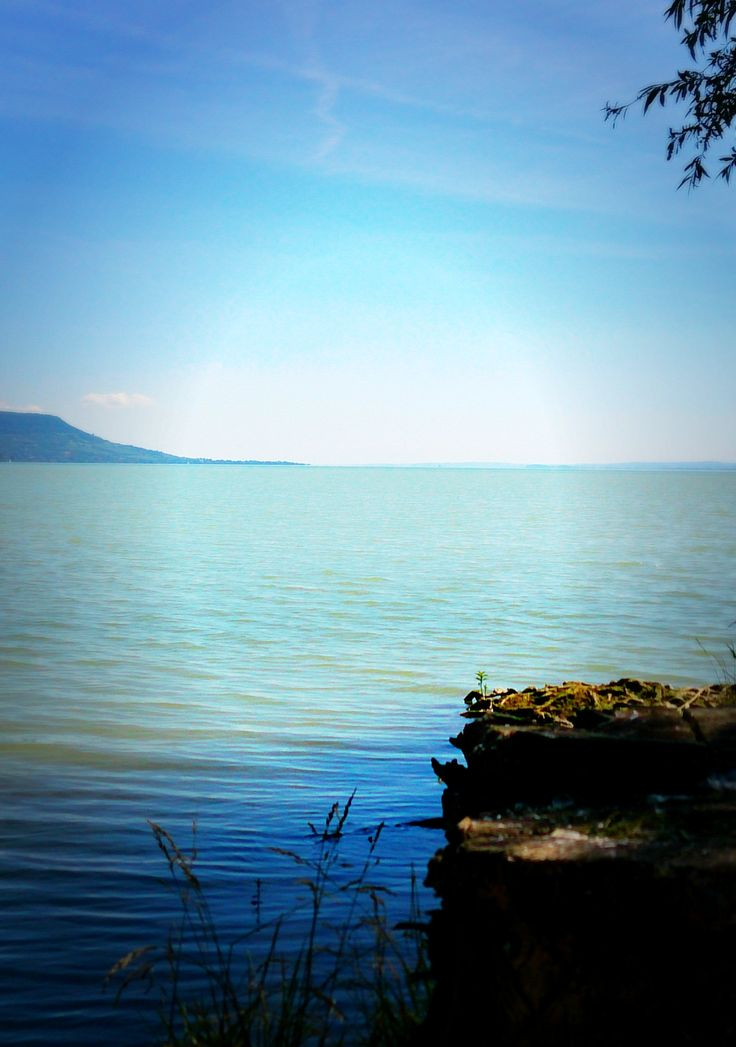 Balaton in Hungary