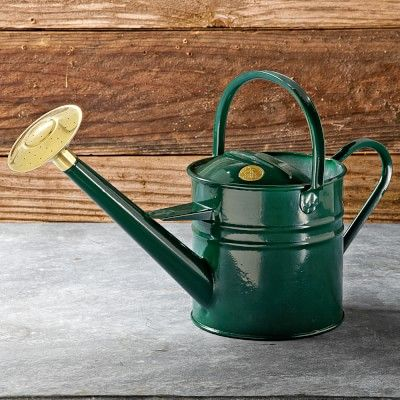 Haws Traditional Watering Can made in England #williamssonoma