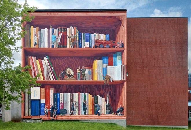 Street art - Heart culture and pedagogy