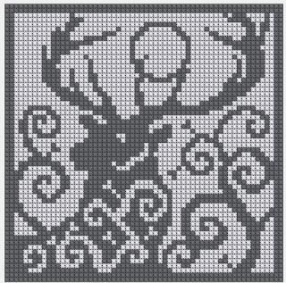 quiviut cross stitch chart - Google Search