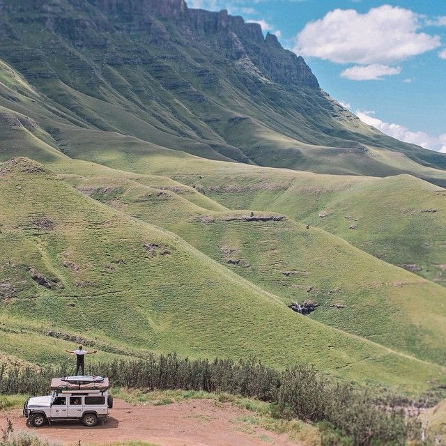 The 25 best small towns in South Africa | SAvisas.com - Underberg | Sani Pass.
