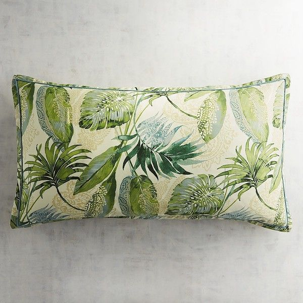 Pier 1 Imports Tacori Leaf King Pillow Sham (2.005 RUB) ❤ liked on Polyvore featuring home, bed & bath, bedding, bed accessories, green, green bedding, king bed linens, pier 1 imports, king size shams and king pillow shams