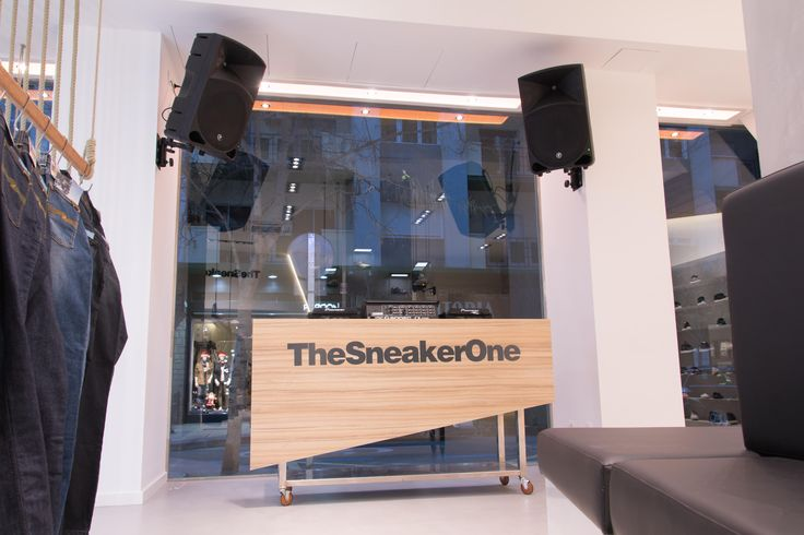 The Sneaker One
