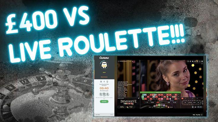 Live Roulette QUICK Profit???