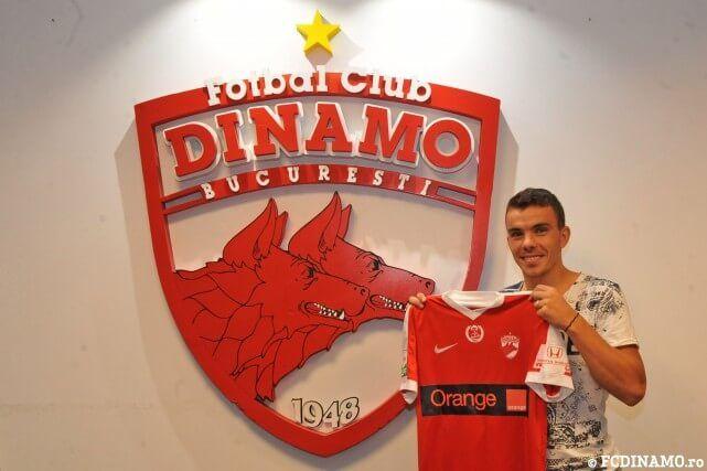 Dinamo București anunță prin intermediul site-ului oficial,transferul internaționalului român Dan Nistor (28 de ani) la clubul din Ștefan cel Mare.