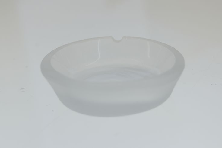 An ashtray, part of a product family (2016),  made by Sini Kauranen See more: http://akita.arkku.net/english