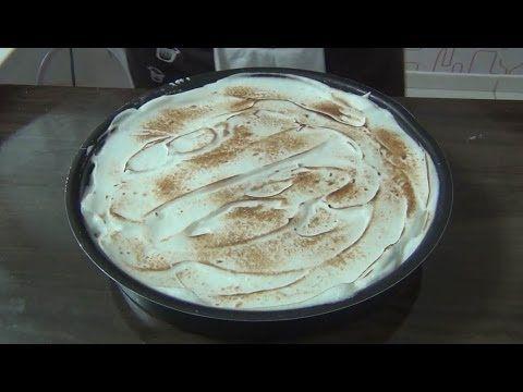 Torta Cremosa de Banana - Episódio 16 - Receitas da Mussinha - YouTube