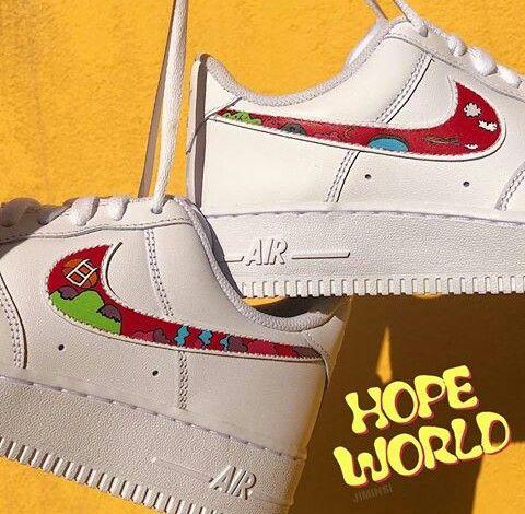 promo code 65307 22193 Hope world Jhope, Nike Shoes, Sneakers Nike, Air Force Sneakers