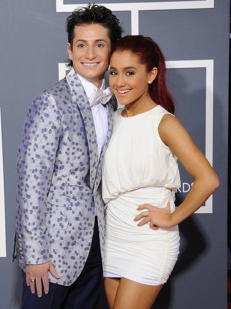 Image result for ariana grande and frankie grande 2013