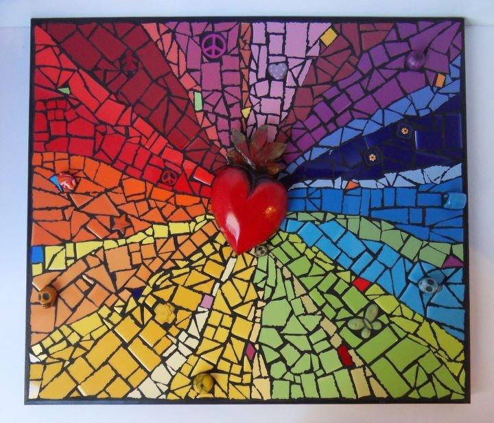 Krystie Rose Millich--so beautiful!  (Tile Mosaic Girl)