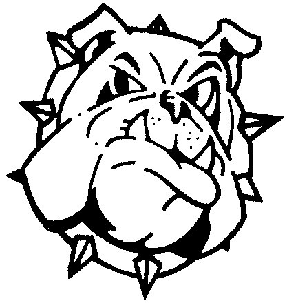 Bulldog Logo #2