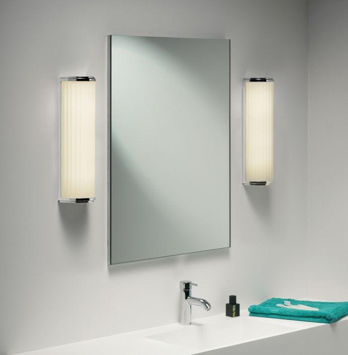 25 best luminaire salle de bain ideas on pinterest for Eclairage salle de bain pas cher