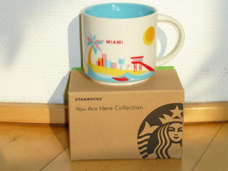 starbucks miami and mugs on pinterest. Black Bedroom Furniture Sets. Home Design Ideas