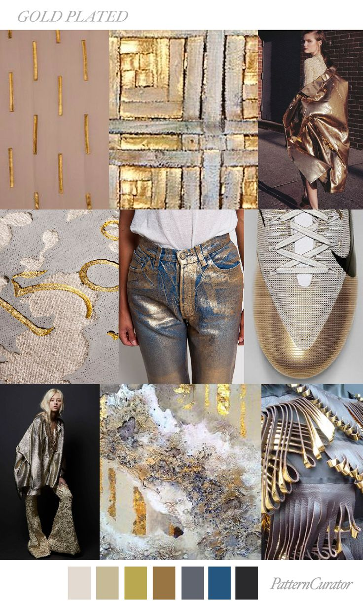 GOLD PLATED by PatternCurator