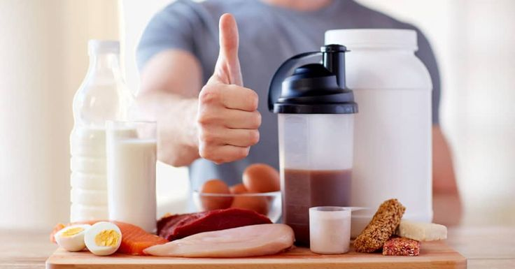 A High-Protein Diet Plan to Lose Weight and Improve Health