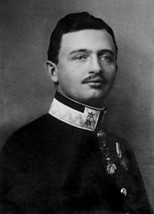 """Karl I of Austria or Karl IV of Hungary (1887 – 1922) was the last ruler of the Austro-Hungarian Empire; the last Emperor of Austria, the last King of Hungary,and the last monarch of the House of Habsburg-Lorraine. He reigned from 1916 until 1918, when he """"renounced participation"""" in state affairs, but did not abdicate. He spent the remaining years of his life attempting to restore the monarchy until his death in 1922."""