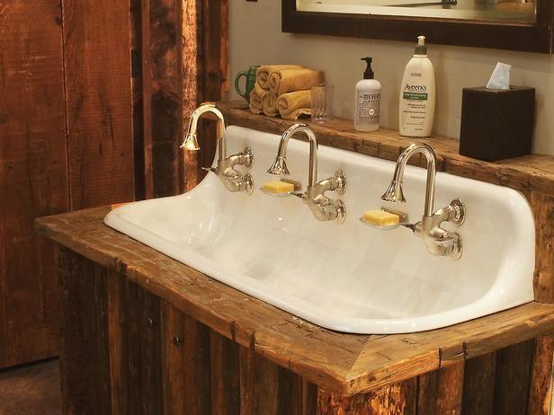 1000 Ideas About Bathroom Fixtures On Pinterest: 17 Best Ideas About Rustic Bathroom Faucets On Pinterest
