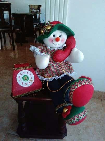 Nieve sentada