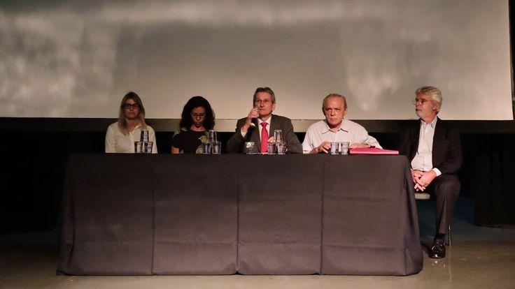 12/01/2016 - Imagens da apresentação do projeto de restruturação da carreira dos Agentes Vistores em SP: