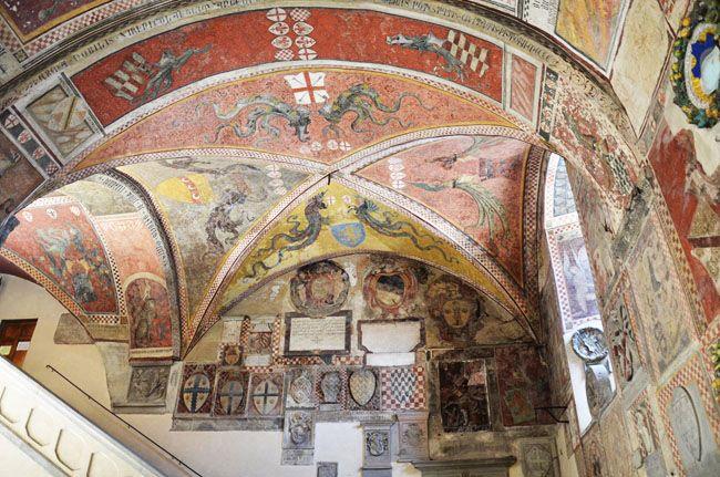 Pistoia, palazzo pretorio  www.arttrip.it/pistoia/