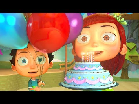 A Funny Song for Your Birthday - Happy Birthday - YouTube