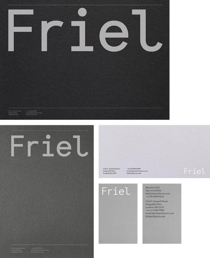 Friel Architects - Proud Creative