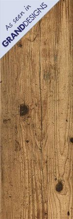 Rustic Wood Tiles - from Walls and Floors