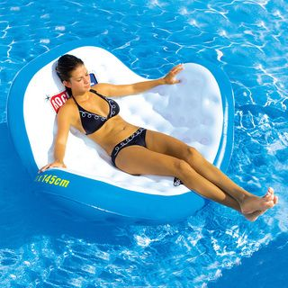 Sportsstuff Rock and Roll Pool Lounge Chair | Overstock.com Shopping - The Best Deals on Inflatables