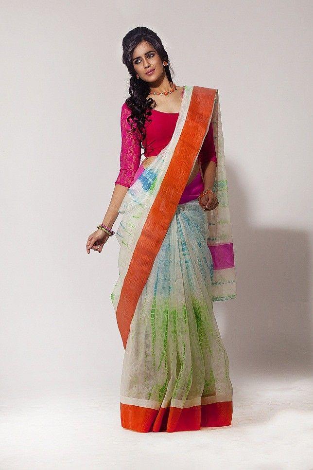 Silk Kota saree