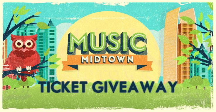 I just entered for a chance to win tickets to Music Midtown! %23mm2014