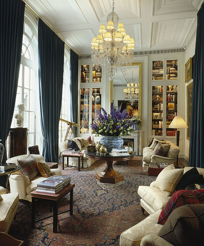 Ralph Lauren Living Room Photos: 1000+ Images About Chic Spaces On Pinterest