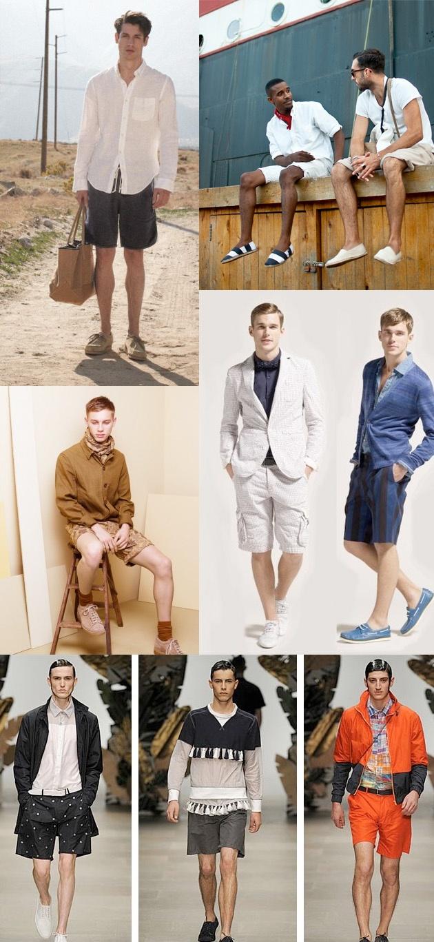 Casual Mens Summer Fashion Fashion Basics Mens