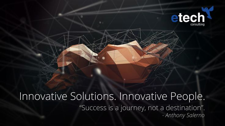 Innovative Solutions. Innovative People